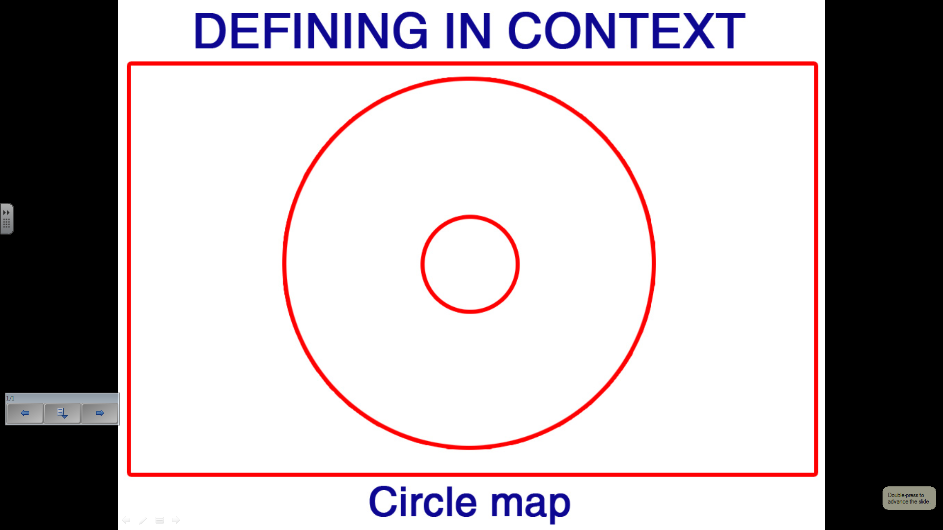 circle composition essay in ring thinking Star wars ring theory creating a sort of circle or mirror image mary douglas, thinking in circles: an essay on ring composition.